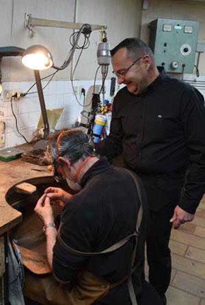 atelier bijouterie aude de maussane digne les bains