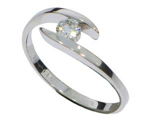 solitaire diamant bellon