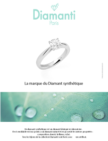diamant synthétique DIAMANTI