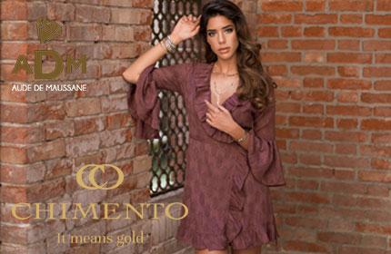 CHIMENTO, collection Armillas Secret