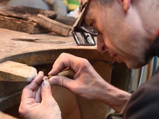création de bijoux aude de maussane digne